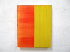Nr. 60 - 2013, Öl auf Leinwand, 30 x 24 cm