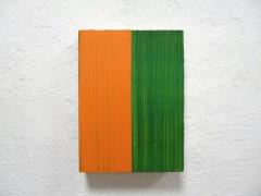 Nr. 86 - 2013, Ölfarben auf MDF, 17 x 12,5 cm