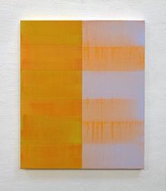 Nr. 61 - 2013, Ölfarben auf Leinwand, 60 x 50 cm