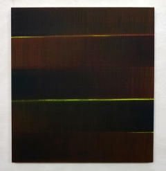 Nr. 118 - 2013, Ölfarben auf Leinwand, 120 x 110 cm